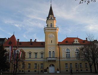 Kikinda - Kikinda City Hall