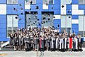 Graduation ceremony of students of the Skolkovo Institute of Science and Technology.jpg