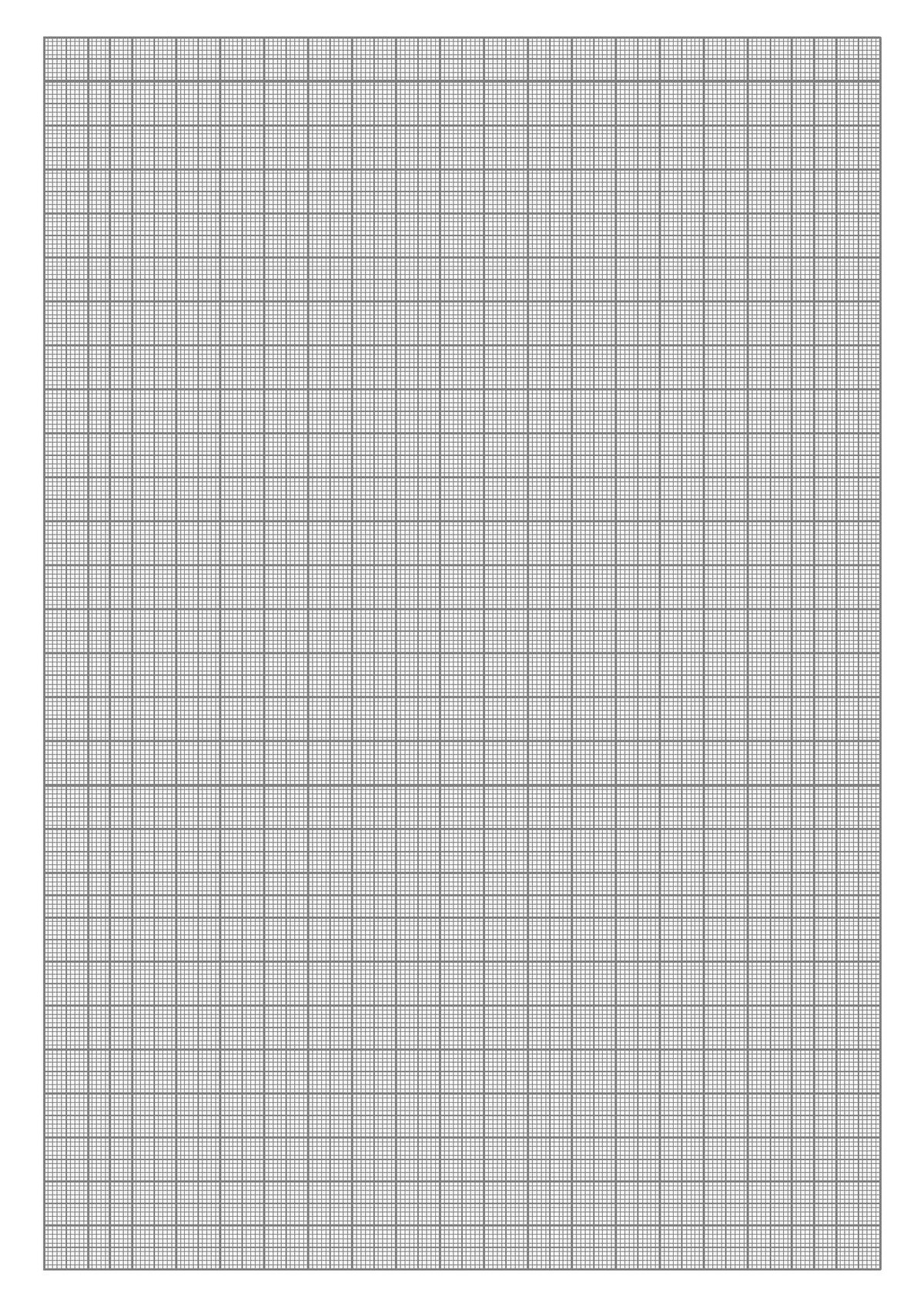 file graph paper mm a4 pdf