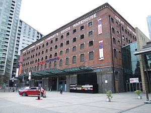 Great Northern Warehouse - Image: Great Northern 2461