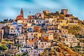 Greece Village Karpathos Hill Architecture City.jpg