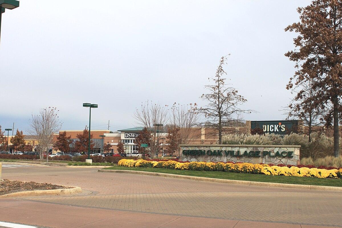 Green Oak Village Place Wikipedia