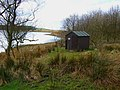 Greenlee Lough Birdhide - geograph.org.uk - 381813.jpg