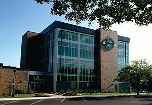 Greenwood, Indiana - Greenwood City Hall