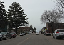 Greenwood Wisconsin Downtown Looking South WIS73.jpg