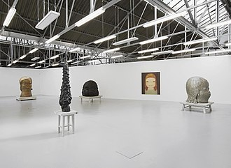 Dairy Art Centre - Image: Greetings From a Place in My Heart (exhibition view)