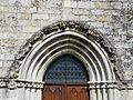 Gros-Chastang église portail voussures.JPG