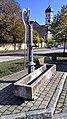 Gußeiserner Pumpbrunnen Wallerstein - panoramio.jpg