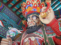 Guard statue in a Korean temple.jpg