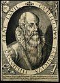 Guglielmus Fabricius of Hilden. Line engraving. Wellcome V0001831.jpg