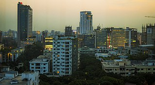 Dhaka Capital city in Dhaka Division, Bangladesh
