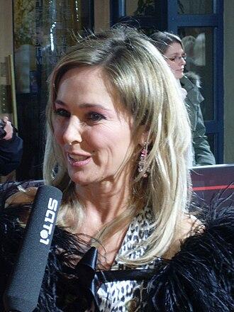 Gundis Zámbó - Gundis Zambo in 2008.