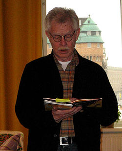 Ulf nilsson far litteraturpris