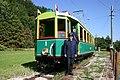 Höllentalbahn (Niederösterreich) Triebwagen 1 in Hirschwang.jpg