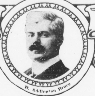 Addington Bruce Canadian journalist
