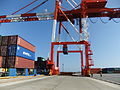 HEUNG-A ULSAN at Tokushima Komatsushima Port Container Terminal2.JPG