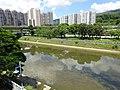 HK 屯門河 Tuen Mun River 疊茵庭 Parkland Villas 彩暉花園 Brilliant Garden Tsing Tin Road July 2016 DSC.jpg