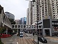 HK 香港 tramway 152 tour view 北角 North Point 英皇道 King's Road near 健威花園 Healthy Gardens 健威坊 Fit Fort Saturday morning April 2020 SS2 02.jpg