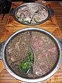 HK 鰂魚涌 Quarry Bay 康怡廣場 Kornhill Plaza Shabu Sai Restaurant 火鍋 hot pot diner January 2019 SSG boiled soup.jpg