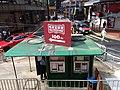 HK CWB Causeway Bay Yee Wo Street Tram stop office June 2019 SSG 01.jpg