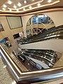 HK SW 上環 Sheung Wan 德輔道中 340 Des Voeux Road Central 華泰商業大廈 Hua Qin International Building mall interior escalators October 2019 SS2 01.jpg