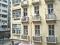HK Sai Ying Pun Centre Street Chinese Building 01.jpg