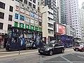 HK WC 灣仔 Wan Chai 莊士頓道 Johnston Road 葉謝鄧律師行 Yip Tse Tang n black tram body ads 閃避求 Run-Hide-Report March 2021 SS2.jpg