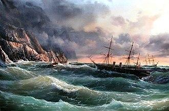HMS Prince (1854) - Image: HMS Prince (1854)