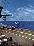 HUP-2s of HU-1 on USS Hancock (CVA-19) in 1957.jpg