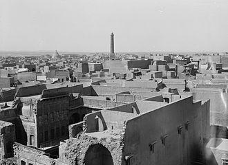 Mosul - Mosul in 1932.