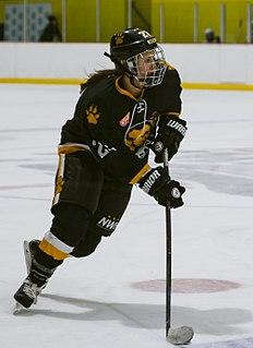 Haley Skarupa ice hockey player