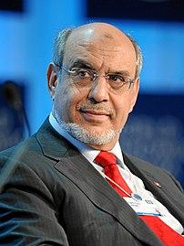 Hamadi Jebali Tunisian politician and journalist