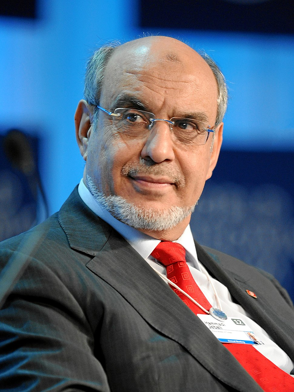 Hamadi Jebali - World Economic Forum Annual Meeting 2012-1