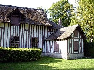 Hameau de Chantilly - A cottage in the Hameau