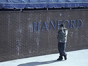 Hanford, California - Hanford train station, 2014