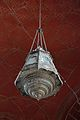 Hanging Oil Lamp - Main Gateway - Taj Mahal Complex - Agra 2014-05-14 3757.JPG