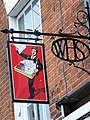 Hanging Sign, Romsey - geograph.org.uk - 1135245.jpg
