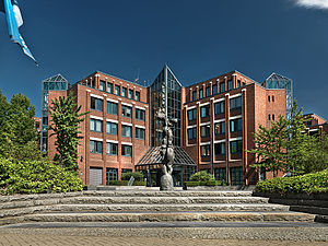 Hannover Re - Company headquarters in Hanover