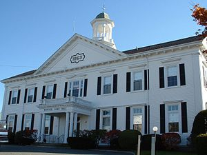 Hanover, Massachusetts - Hanover Town Hall