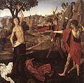 Hans Memling - The Martyrdom of St Sebastian - WGA14853.jpg