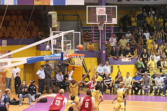 Hapoel Holon - A Hapoel Holon home game
