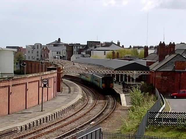Hartlepool Railway Station - geograph.org.uk - 84416