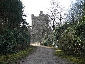 Hartwood Hospital - Image: Hartwood Asylum geograph.org.uk 372207