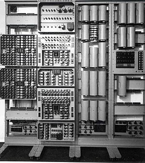 Harwell computer - The Harwell Dekatron Computer