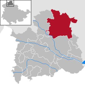 Harztor - Image: Harztor in NDH