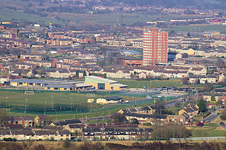 Hattersley human settlement in United Kingdom
