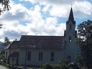 Haus Church Church in Vestland, Norway