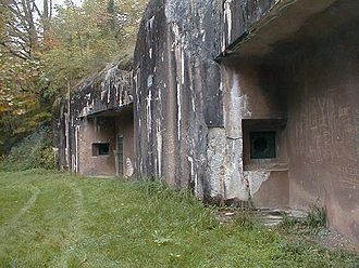 Fortified Sector of Haguenau - Casemate d'Heidenbuckel