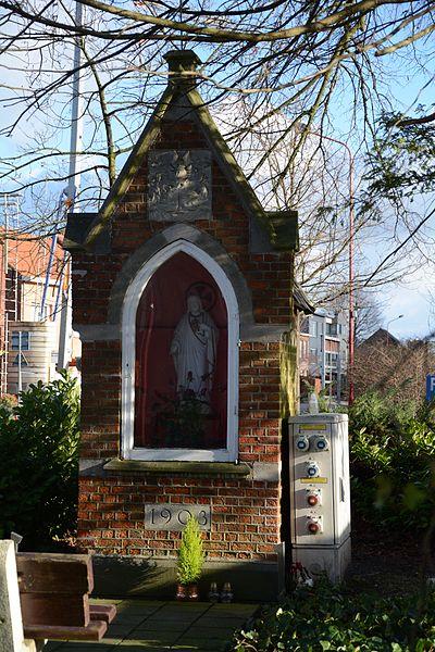 Heilig Hartkapelletje, Liersesteenweg, Lint