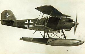 Heinkel He 60 - Heinkel He 60.